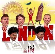 این ستارهها لندن را فتح کردند!
