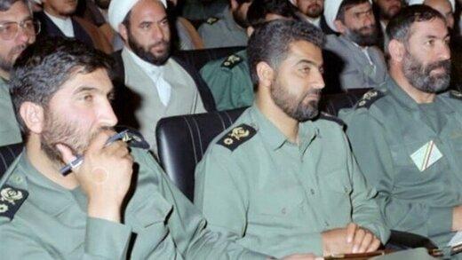 فیلم   با حاج قاسم سلیمانی دست صدام را در 6 کیلومتری بصره بستیم و قطعنامه ۵۹۸ امضا شد