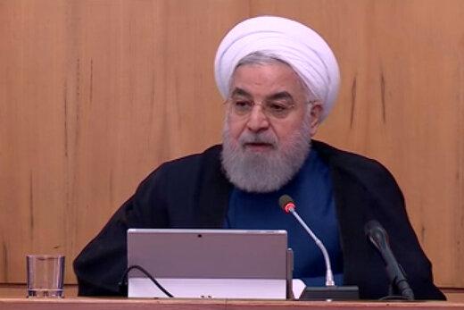 فیلم | روحانی: برای رفاه مردم حاضرم فداکاری کنم