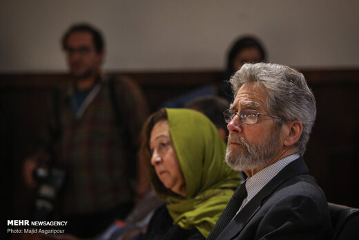 رونمایی از الواح هخامنشی استرداد شده به ایران