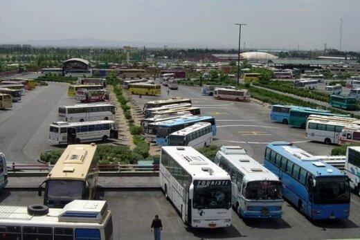 فروش بلیت اتوبوسهای ویژه اربعین آغاز شد