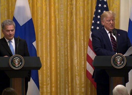 ادامه بحران در کاخ سفید؛ ترامپ: رئیس کمیته اطلاعات مجلس استعفا  دهد