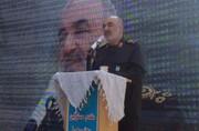 قائد حرس الثورة: ايران منتصرة في حرب الارادات