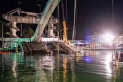 فیلم | تایملپس جان بخشیدن دوباره به پلی شکسته در تایوان
