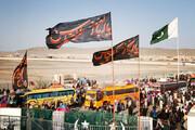 ۲ کشته و ۳۰ زخمی در حادثه تصادف اتوبوس زائران اربعین