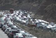 از ترافیک جاده چالوس چه خبر؟