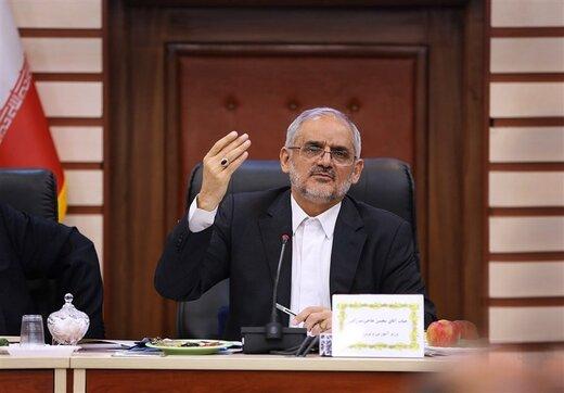 توضیحات حاجیمیرزایی درباره محدودیتهای آموزشی در استان خوزستان