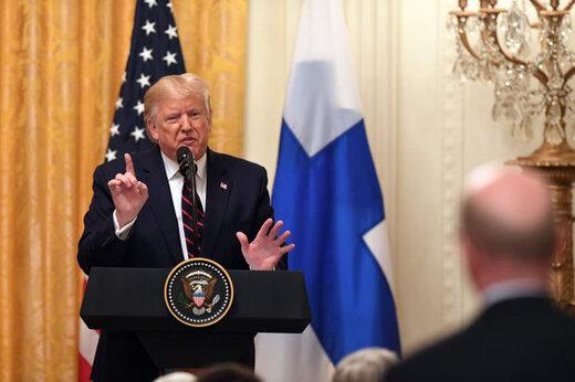فیلم | ترامپ به خبرنگار رویترز: بیادب نباش، از این آقا سئوال کن، اصلا شما خبرنگاران فاسدید!