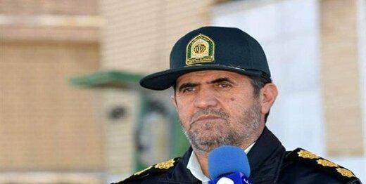 برخوردشدید پلیس با دور دور کردن در خیابانهای استان چهارمحال وبختیاری