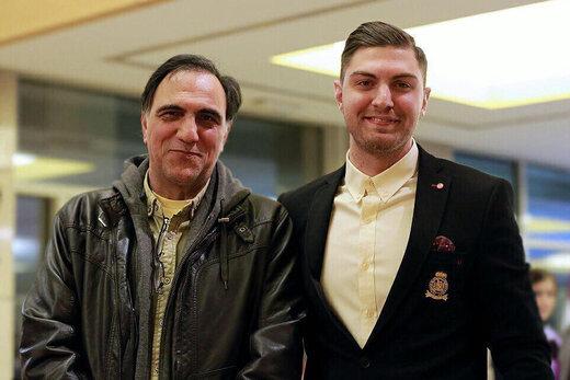 فیلم | کارگردان «شهرزاد» اینگونه تولد پسرش را تبریک گفت