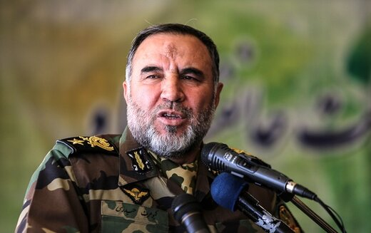 فرمانده نیروی زمینی ارتش: با قاطعیت میگویم بیش از ۹۰ درصد سربازان نخبه  به آینده جمهوری اسلامی امیدوارتر شدند