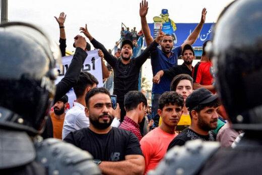 فیلم | پشت پرده اعتراضات خیابانی عراق بدون روتوش