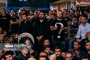 تصاویر | بزرگترین سفره نذری حضرت رقیه(س) در تهران