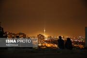 کیفیت هوای تهران در شرایط ناسالم قرار میگیرد