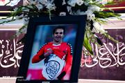 تصاویر | مراسم سالگرد درگذشت هادی نوروزی در کپورچال