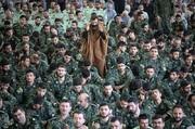 تصاویر | پرسنل نیروی انتظامی در صفوف نماز جمعه تهران