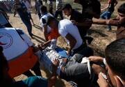 حمله مزدوران اسراییلی به راهپیمایی «آشتی گزینه ملت ما»