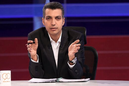 فیلم | صدای عادل فردوسیپور در برنامه میثاقی سانسور شد