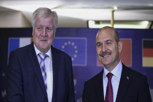 ترکیه خواستار حمایت اروپا درباره ایجاد مناطق امن شد