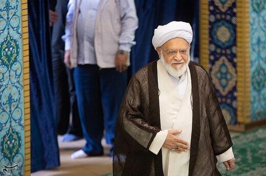 حجت الاسلام غلامرضا مصباحی مقدم در نماز جمعه تهران