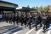 تصاویر | رژه صبحگاهی نیروی انتظامی