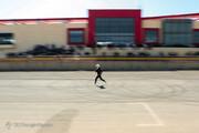 عکس | ماشینهای عتیقه در پیست آزادی!