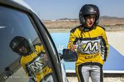تصاویر | مسابقات اتومبیلرانی با حضور زنان