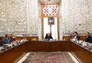 لاریجانی: شوراهایی که بخشنامه صادر میکنند باید نظم بهتری یابند/کدخدایی: وجود ۱۳ هزار عنوان قانون مشکل ایجاد میکند