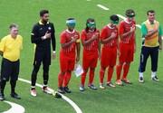 فوتبال ایران پارالمپیکی شد