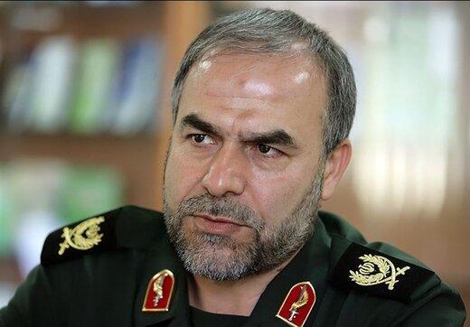 واکنش معاون سیاسی سپاه به رزمایش ارتش آمریکا در خلیج فارس