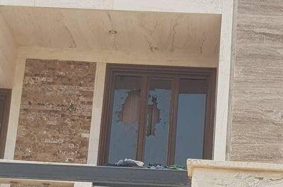 تیراندازی به خانه کاندیدای هیات کشتی یک استان + عکس
