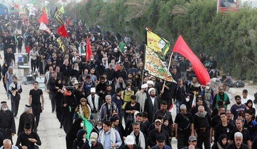 مسؤول ايراني: دخول زوار الاربعين يجري بكثافة عبر المعابر الحدودية