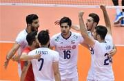 رتبه تیم ملی والیبال ایران در رنکینگ جدید FIVB