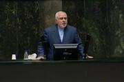 ظريف: الانضمام إلى الاتحاد الاقتصادي الأوروآسيوي يوفر لإيران فرصا خاصة
