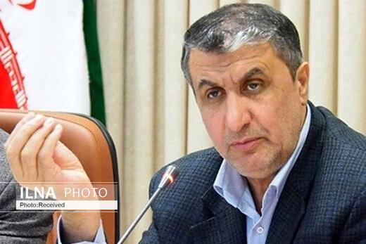 توضیح وزیر راه درباره تروریستی بودن سانحه قطار زاهدان- تهران