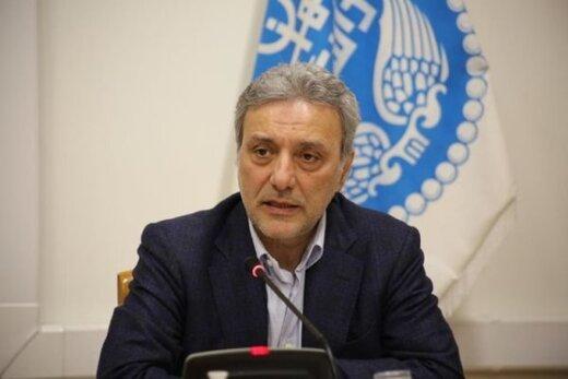 رئیس دانشگاه تهران: ما هرگونه انعطاف را از دانشجو و دانشگاه میگیریم