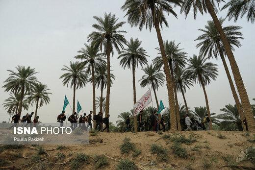 شرکتکنندگان ایرانی در پیادهروی اربعین از ۲ میلیون و ۲۷۰ هزار نفر گذشتند