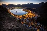 عکس | بندبازی بر فراز «ریو دو ژانیرو» در عکس روز نشنال جئوگرافیک