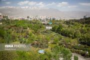 افتتاح پنجمین بوستان ویژه زنان در تهران با حضور حناچی