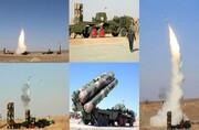 عکسی از افتتاح مرکز فرماندهی پدافند هوایی خلیج فارس