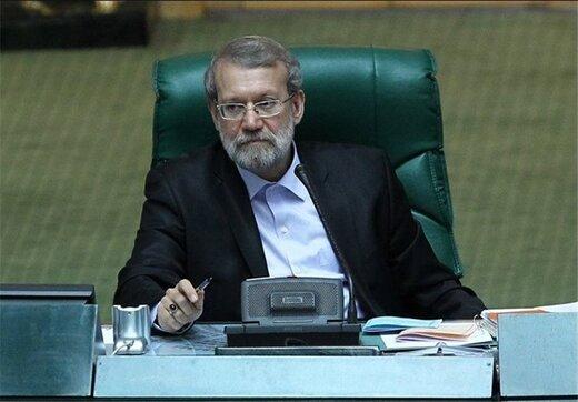 توضیحات مهم لاریجانی درباره سهیمهبندی بنزین و یارانههای پنهان