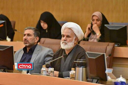 نشست خبری رئیس ستاد مرکزی اربعین حسینی