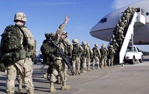 انتقال ۴۰ نظامی آمریکایی، فرانسوی و انگلیسی به عراق
