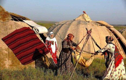 عشایر آذربایجانشرقی بیش از ۴۷ هزار تن فراورده دامی تولید میکنند