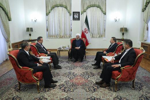 روحانی: ساخت مسکن و اصلاح بافتهای فرسوده، سیاست دولت است