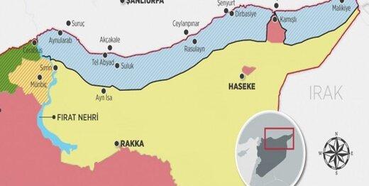 آغاز مقابله نظامی آمریکا با ترکیه: حریم هوایی شمال سوریه روی هواپیماهای ترک بسته شد