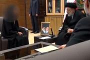 فیلم | درخواست «مونا» از رئیس قوه قضائیه محقق شد