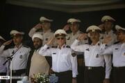 تصاویر   ۴۰۰۰ پلیس به سه استان هممرز با عراق اعزام شدند