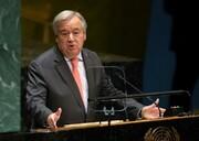 گوترش درباره اتمام بودجه سازمان ملل هشدار داد