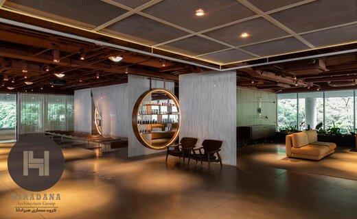 طراحی داخلی دفتر نسپ در سائوپائولو برزیل